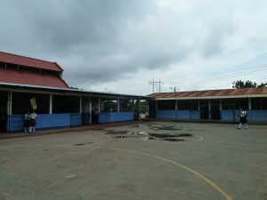 Ruben Dario School in Leon Nicaragua