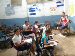 The children that made it Jezreel School