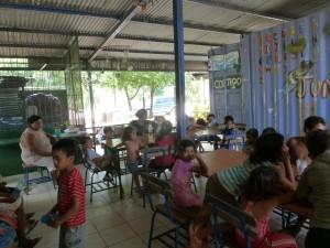 Juntos Contigo School in Anexo Carlos Martinez in Managua, Nicaragua