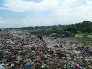 Dump at Anexo Carlos Martinez