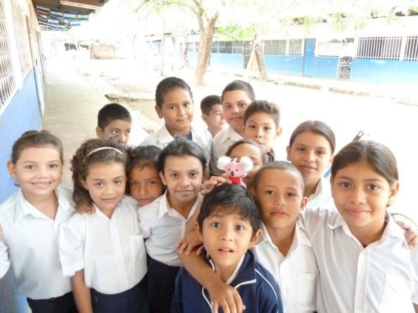 Edgar Arbizu School in Managua