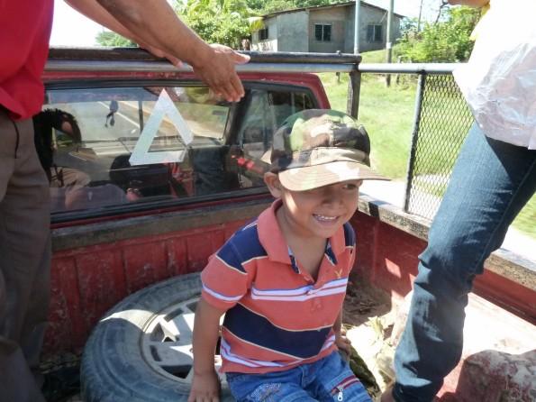 Hitchhiking to San Juan del Sur, Nicaragua